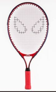 09-Marvel Junior Spider-Man Tennis Racquet