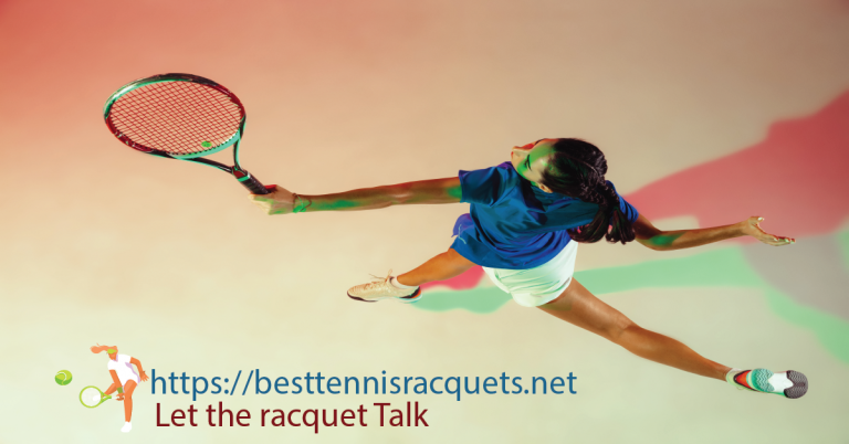 Parts of tennis racket