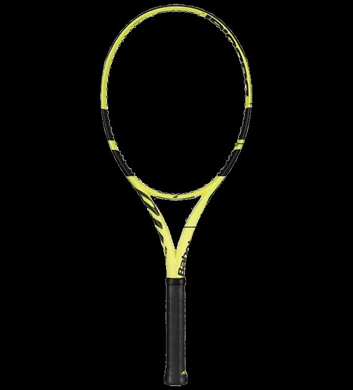 Part of Tennis Racquet