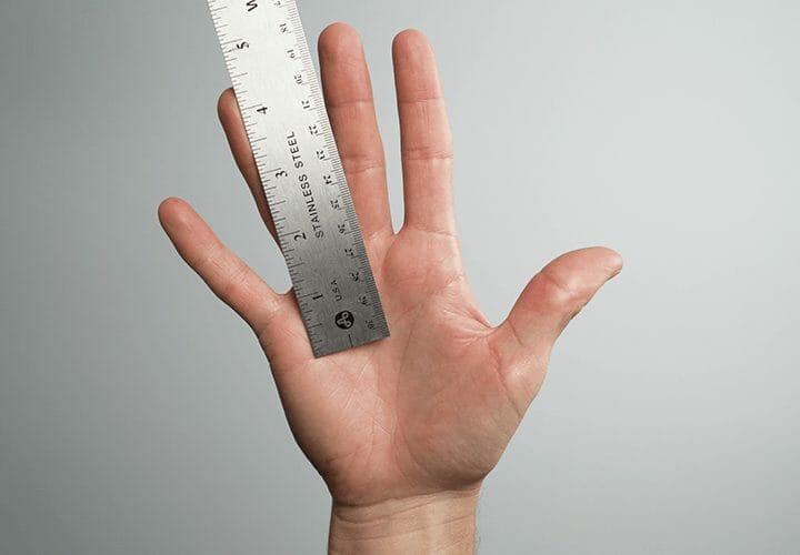 Tennis Grip Size